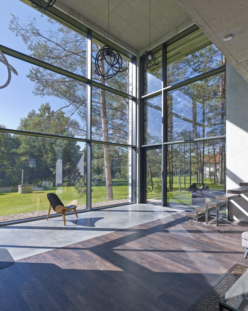 Contemporary Residence near Vilnius by GYZA-05