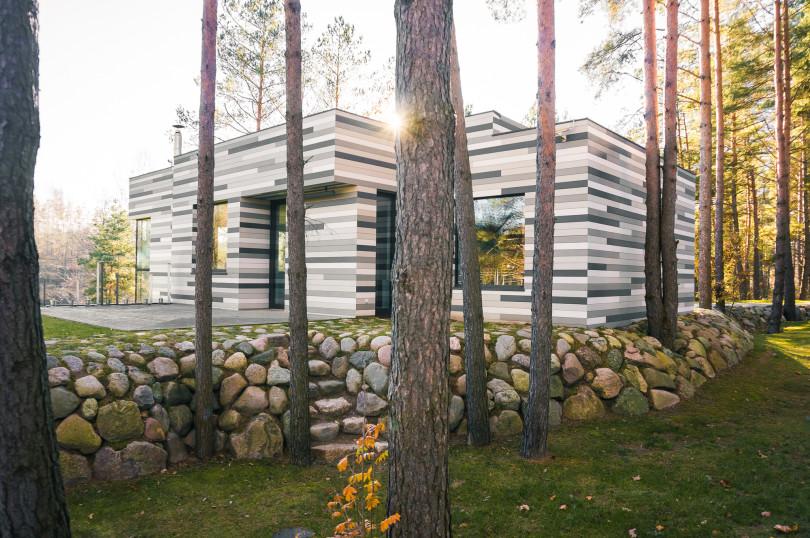 Contemporary Residence near Vilnius by GYZA-06