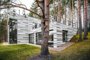 Contemporary Residence near Vilnius by GYZA