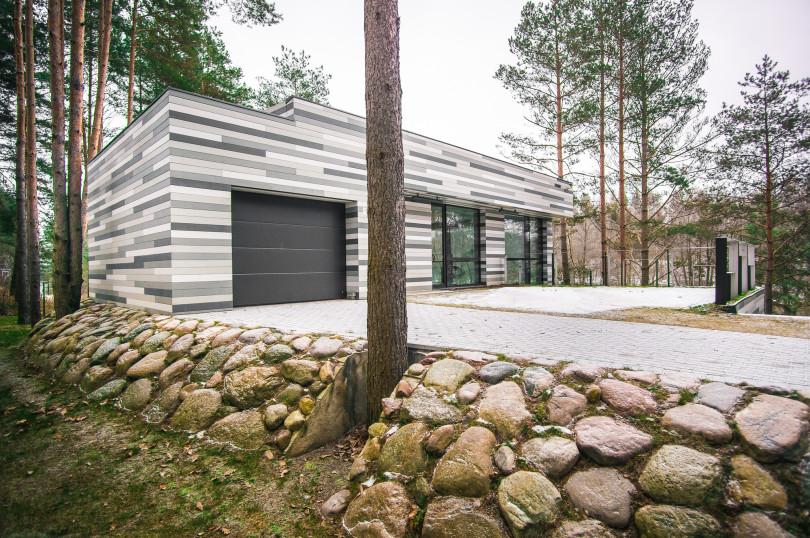 Contemporary Residence near Vilnius by GYZA-09