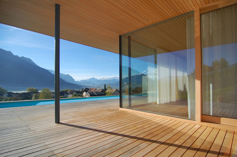 Contemporary Single Family Home in Liechtenstein by k_m architektur-13