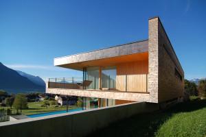 Contemporary Single Family Home in Liechtenstein by k_m architektur