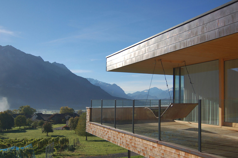 Contemporary Single Family Home in Liechtenstein by k_m architektur-16