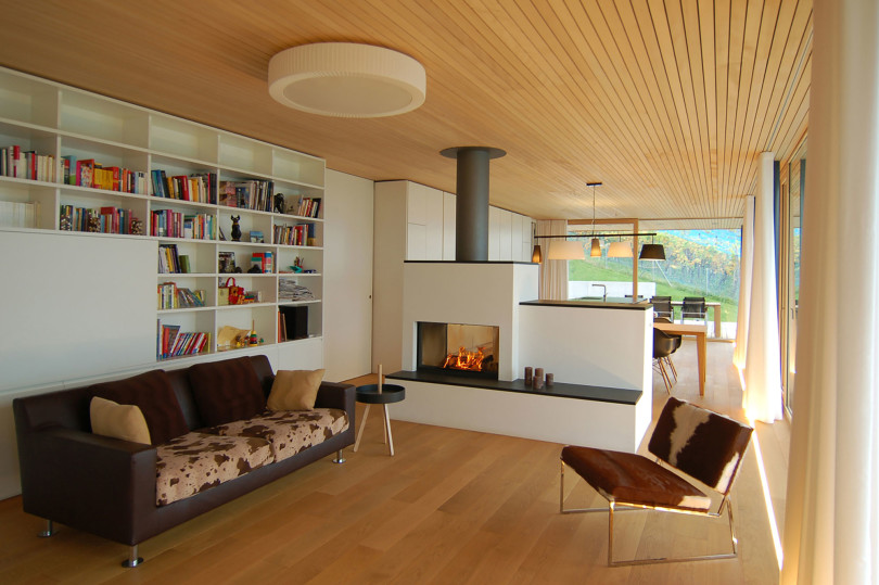 Contemporary Single Family Home in Liechtenstein by k_m architektur-18