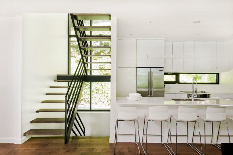 Contemporary cottage in Quebec by Boom Town-25