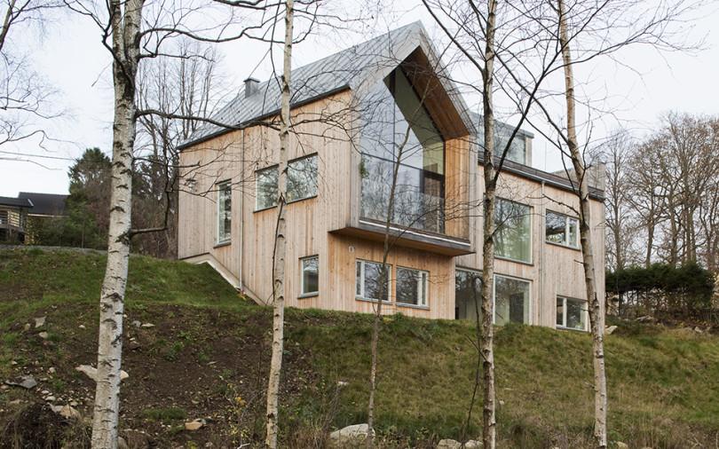Minimalist Interior in Sweden Villa Bondö-02