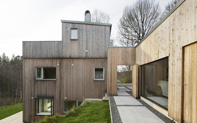 Minimalist Interior in Sweden Villa Bondö-03