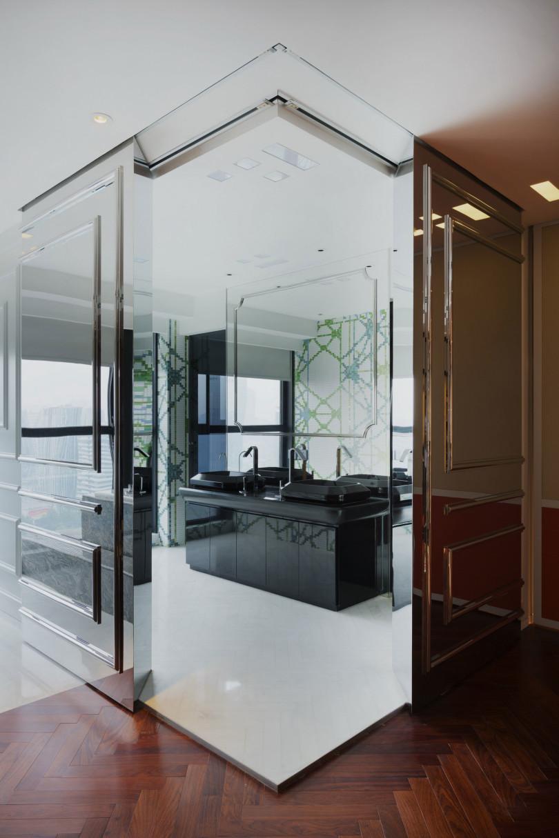 Fantasy Penthouse in Beijing by Dariel Studio-15