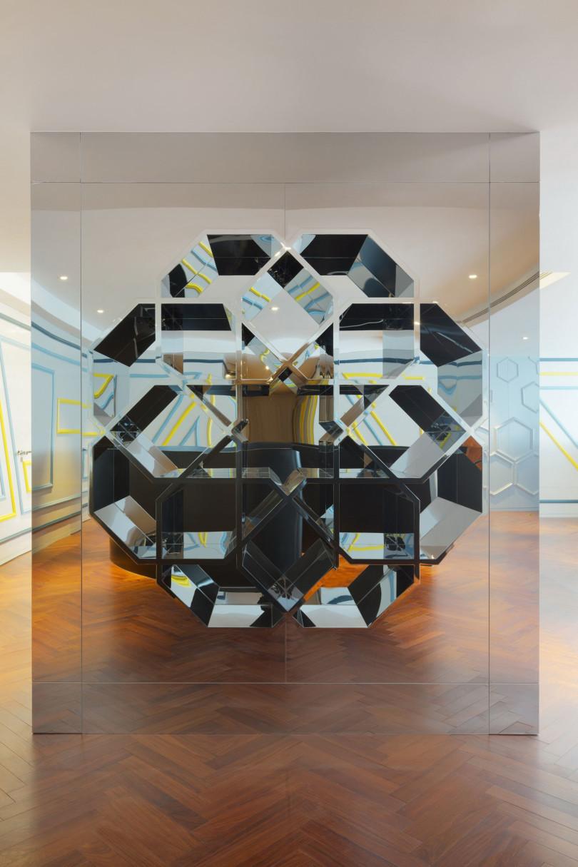 Fantasy Penthouse in Beijing by Dariel Studio-21