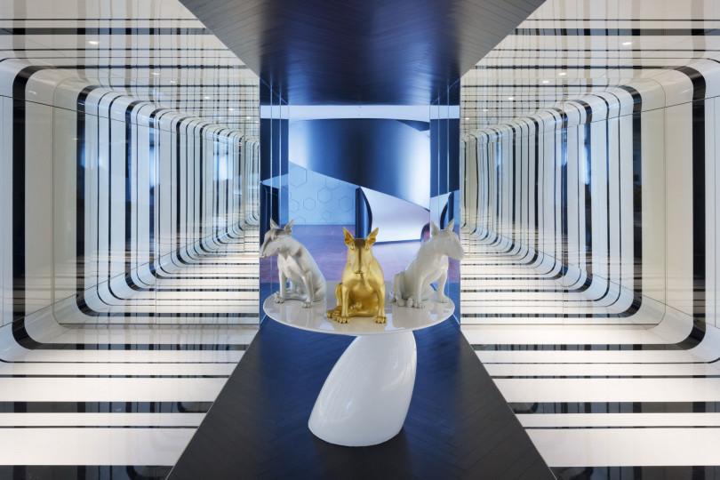 Fantasy Penthouse in Beijing by Dariel Studio-24
