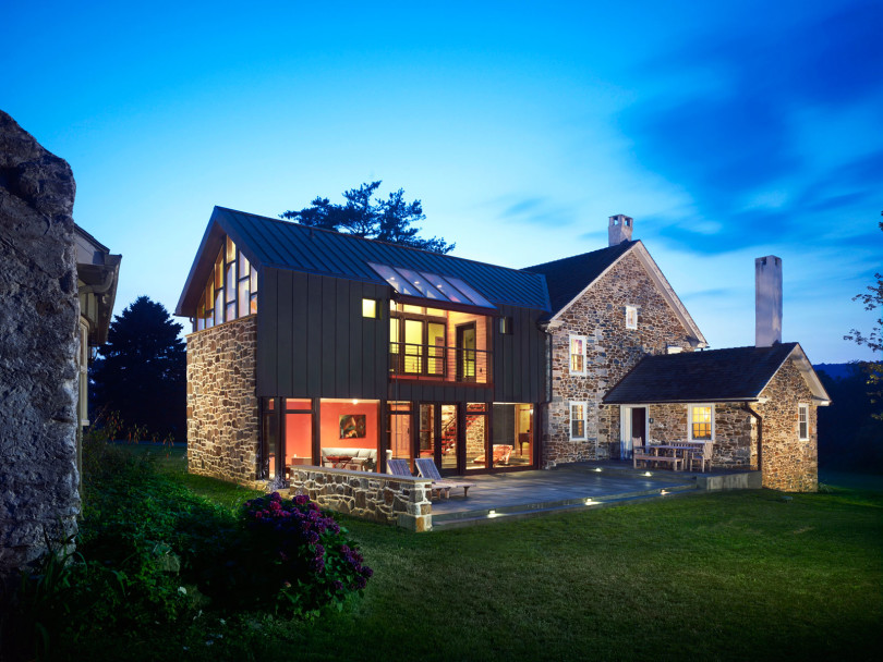 Farmhouse Addition and Renovation by Wyant Architecture
