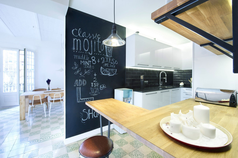 Flat in Sant Joan by Egue y Seta