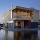 Floating House in Seattle by Vandeventer + Carlander Architects
