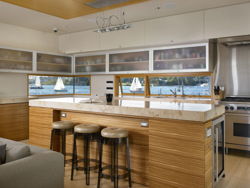 Floating Home in Seattle by Vandeventer + Carlander Architects-09