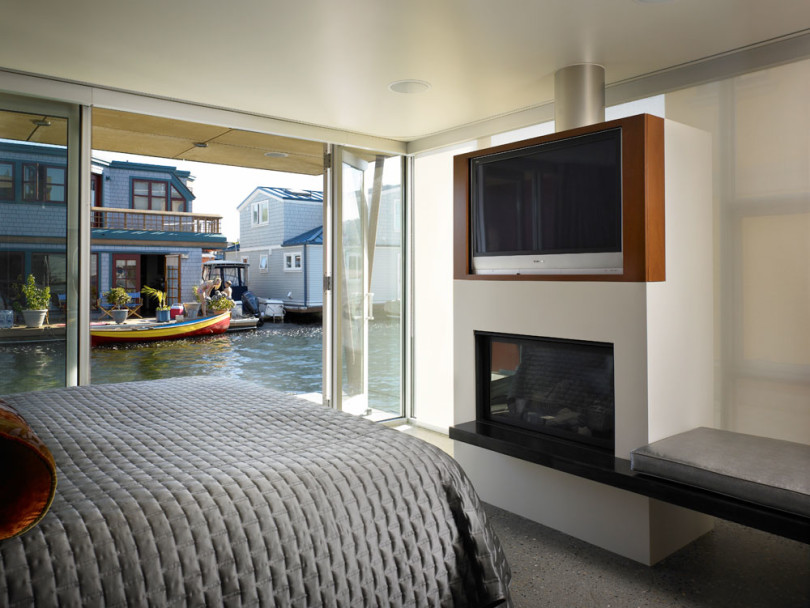 Floating Home in Seattle by Vandeventer + Carlander Architects-12