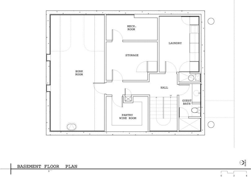Floating house in seattle by vandeventer carlander for Floating house floor plans