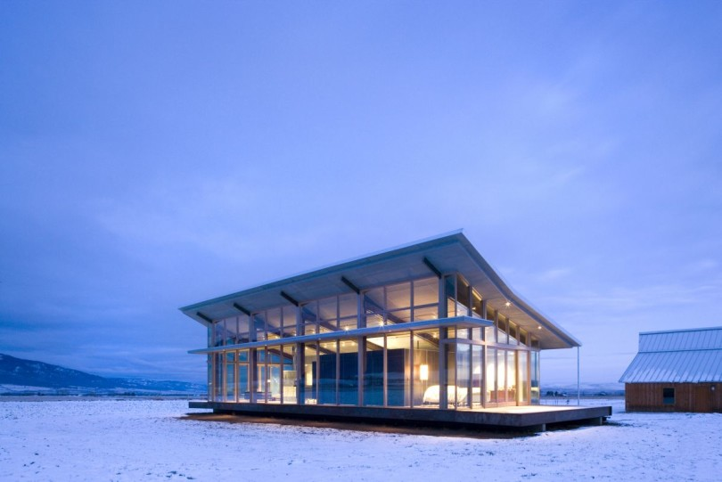 Small Glass House by Olson Kundig Architects-08
