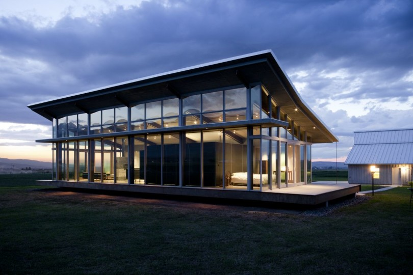 Small Glass House by Olson Kundig Architects-10