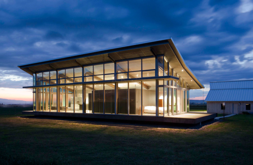 Small Glass House by Olson Kundig Architects-11