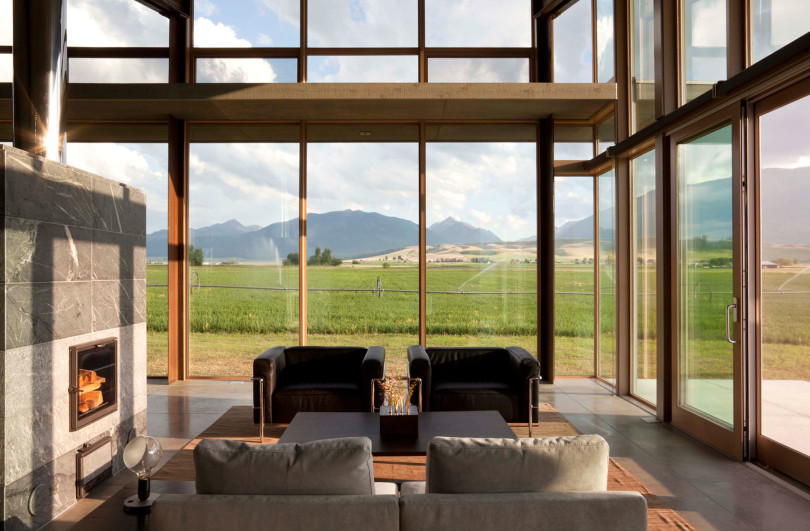 Glass Farmhouse by Olson Kundig Architects-12