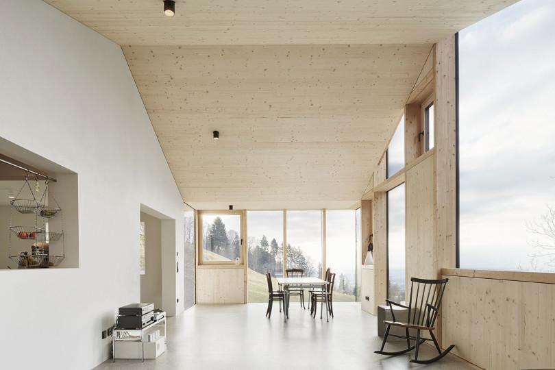 Hohlen House by Jochen Specht