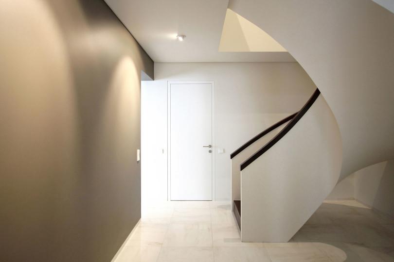 Minimalist Interior by Ramūnas Manikas and Valdas Kontrimas