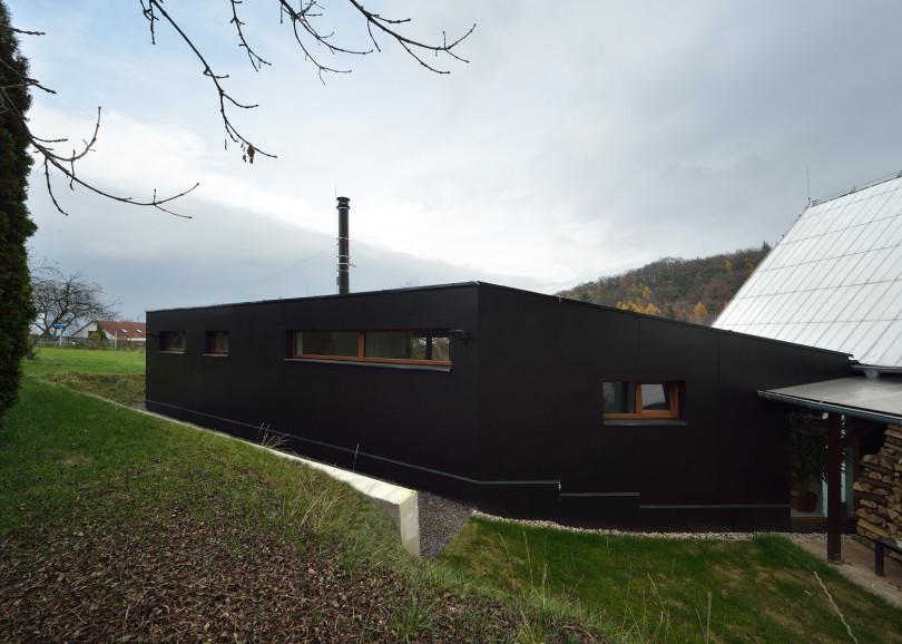 Extension in Bořislav by 3+1 architekti