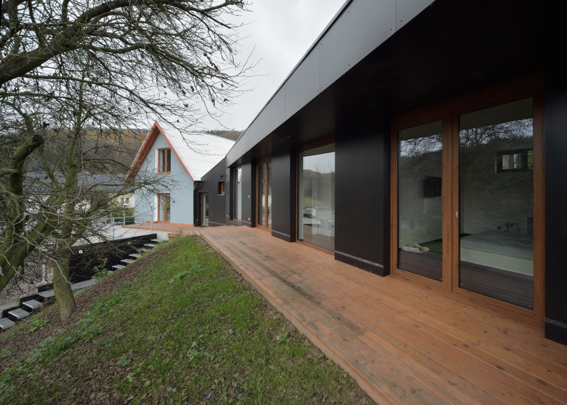 House Extension in Bořislav by 3+1 architekti