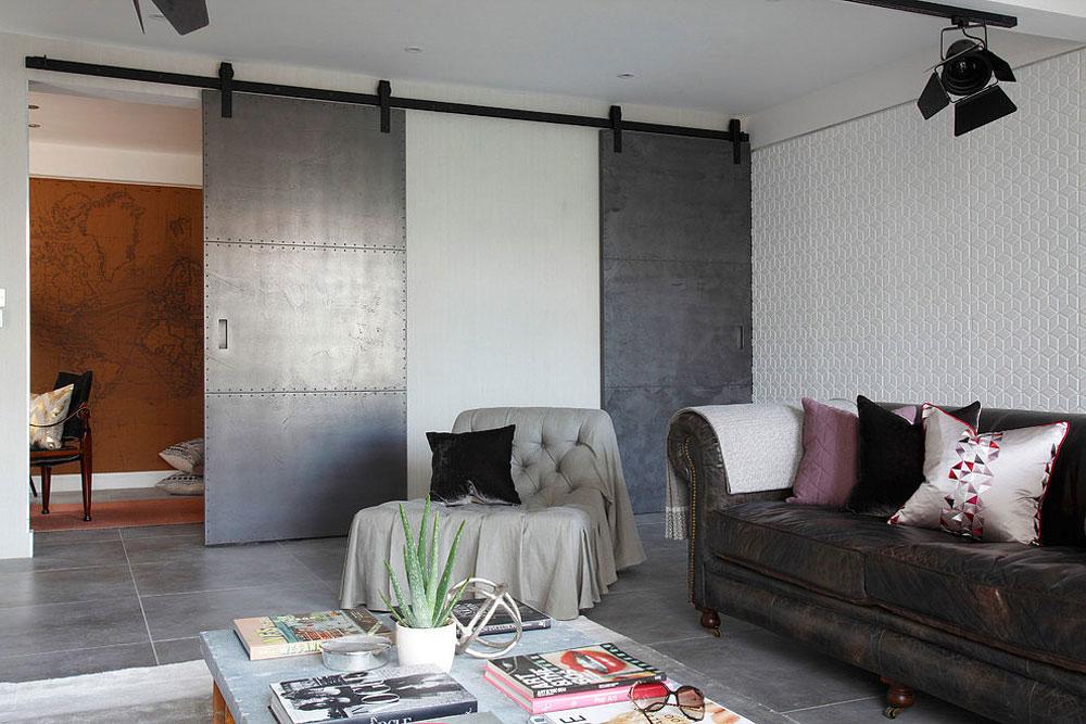 loft apartment by olivier burns homedezen