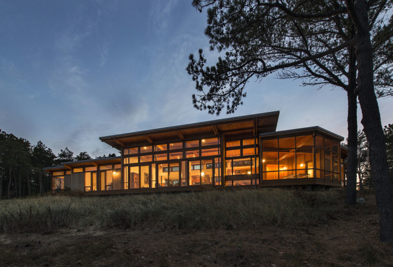Long Dune Residence by Hammer Architects-18