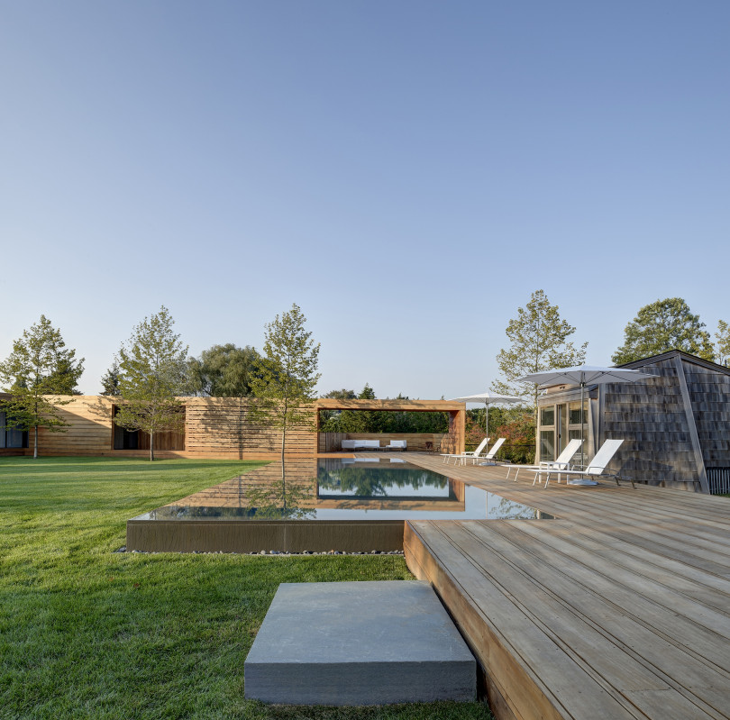 Mothersill Residence by Bates Masi Architects