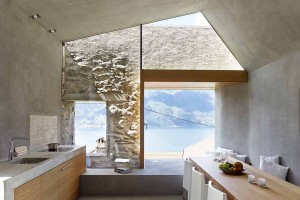 Stone House Renovation by Wespi de Meuron Romeo architects