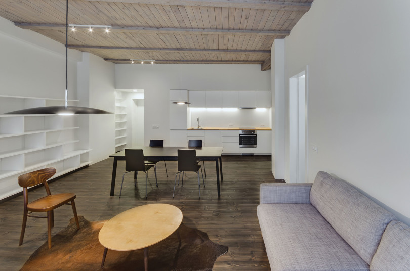 Apartment in Arklių Street by DO Architects