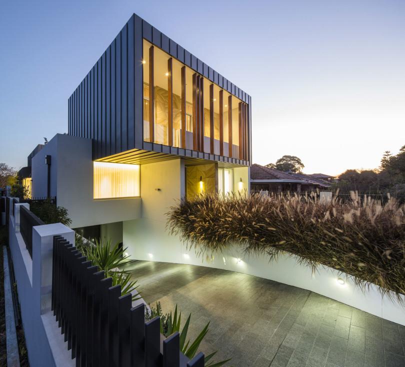 Box House by Zouk Architects