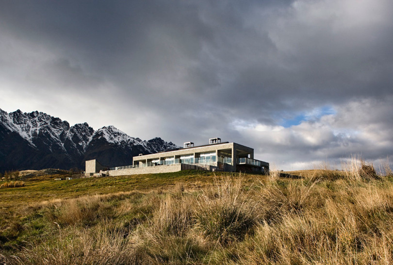 Coburn Residence by Harris Butt Architecture