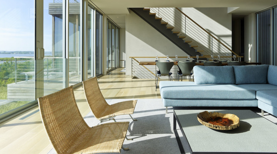 Cove Residence by Stelle Lomont Rouhani Architects