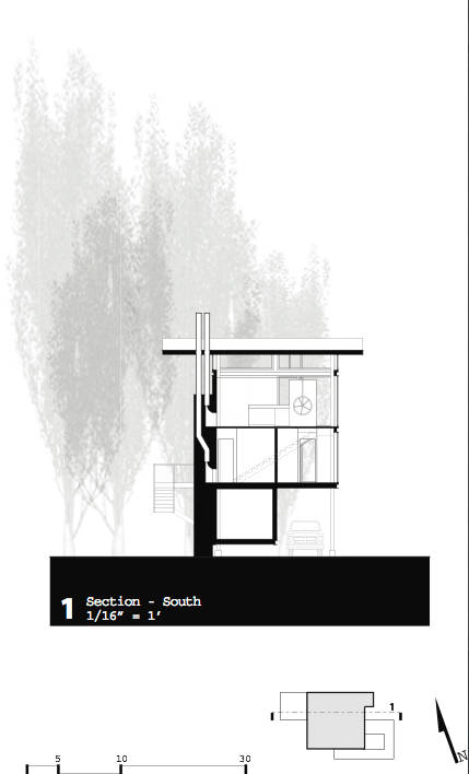 Weekend Cabin by Olson Kundig Architects