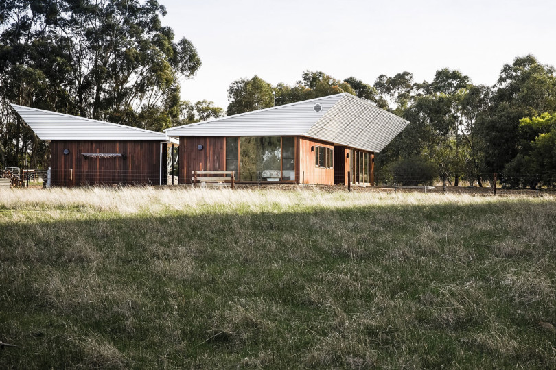 Energy-efficient House in Cooper Scaife Architects