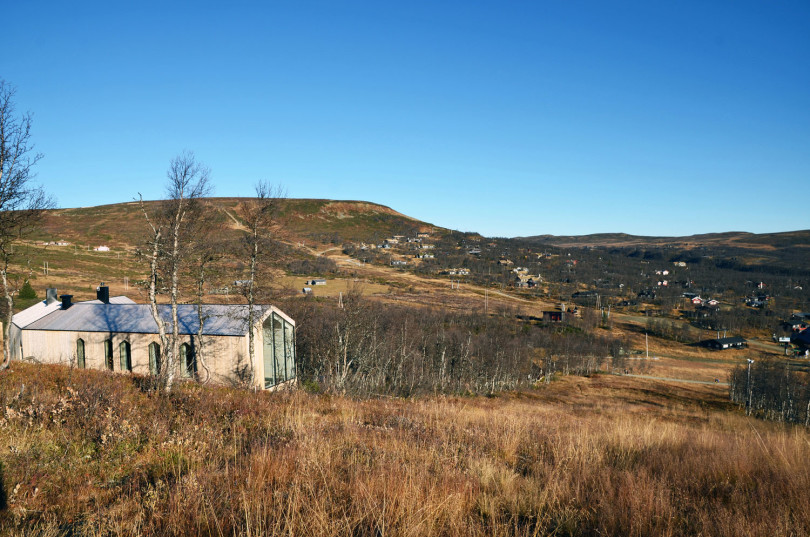 Holiday Home by Reiulf Ramstad Arkitekter