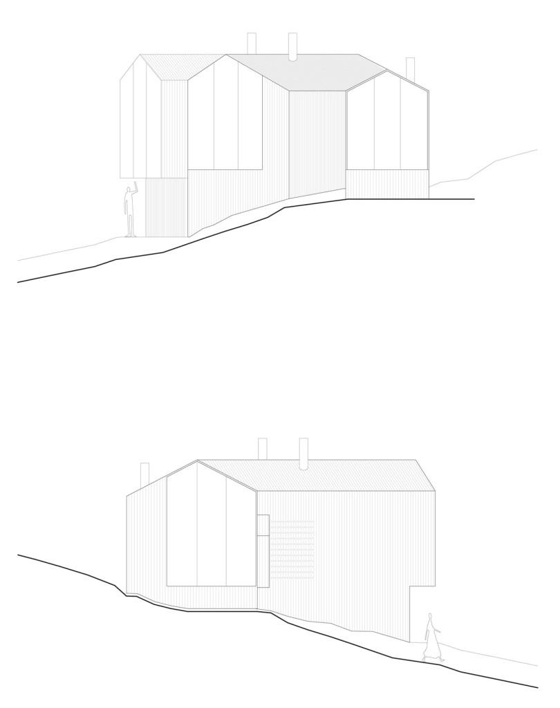 Mountain Lodge by Reiulf Ramstad Arkitekter