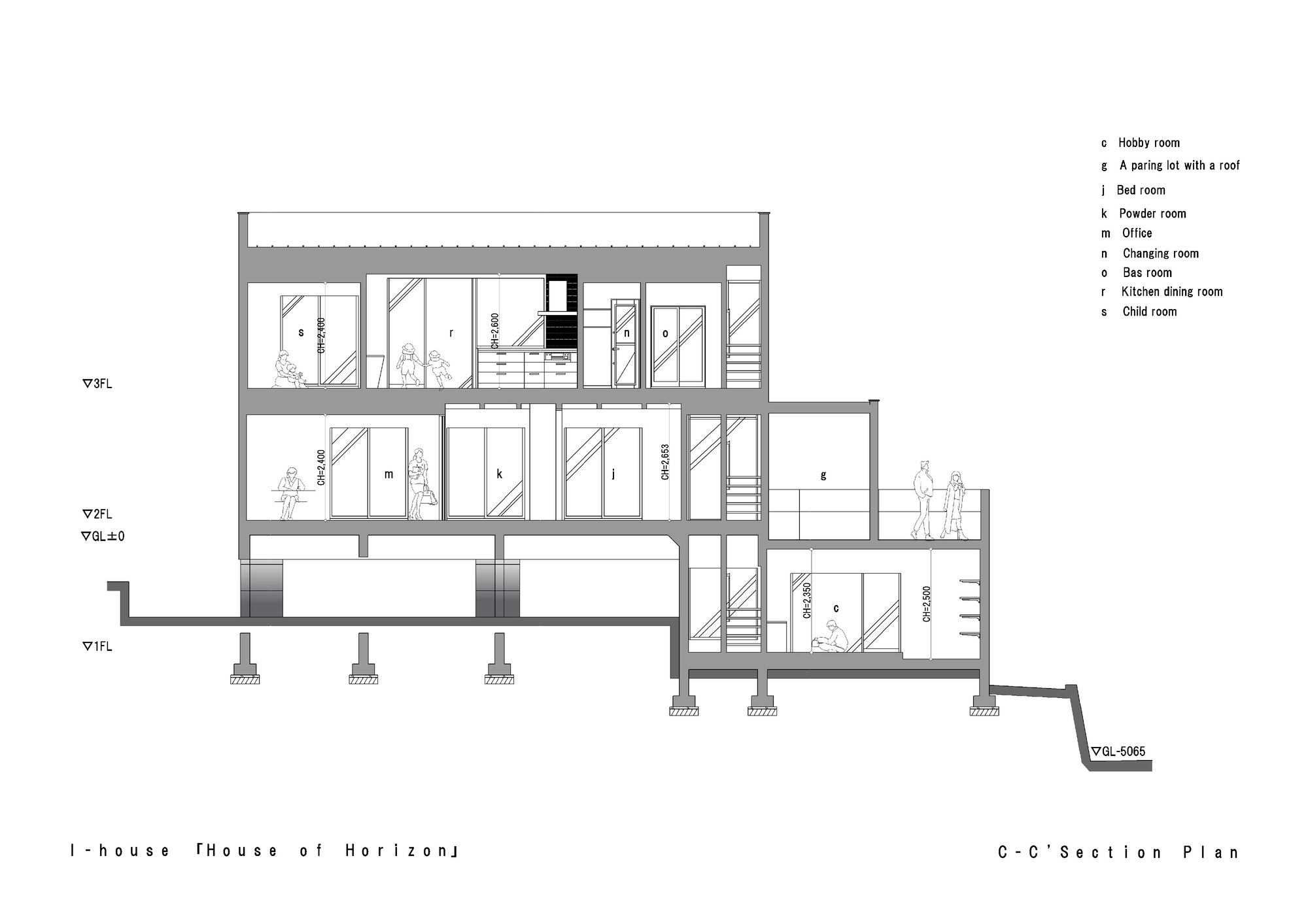 I House By Architecture Show Homedezen