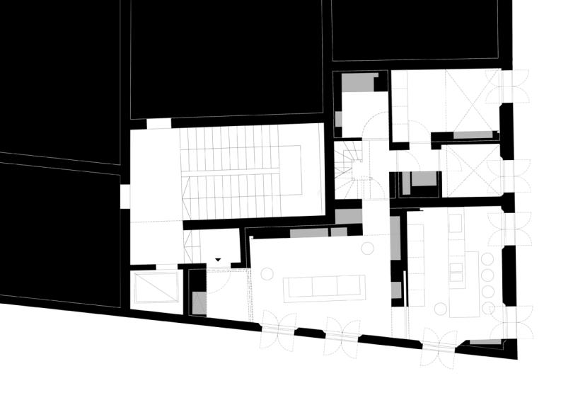 Loft B by Tomas Ghisellini Architects