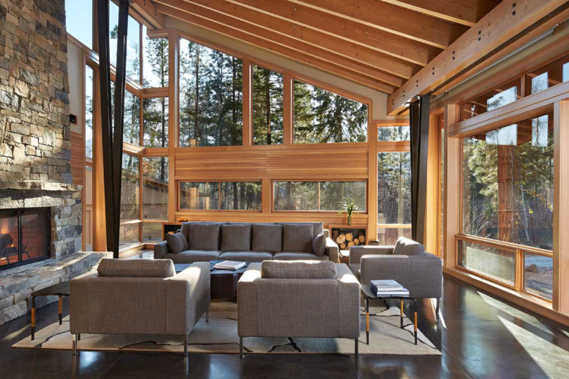 Mazama House by Finne Architects