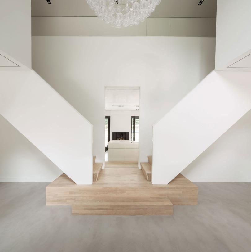 Villa Huizen by De Brouwer Binnenwerk