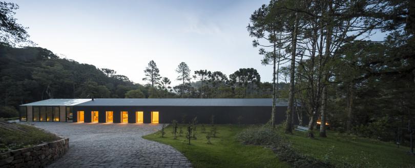 Mororó House by Studiomk27