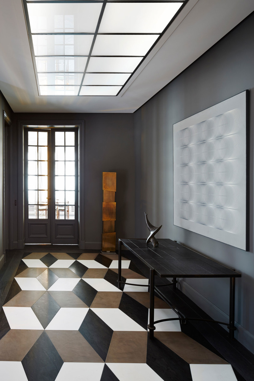 Renovated Apartment by Sarah Lavoine Paris Solférino-