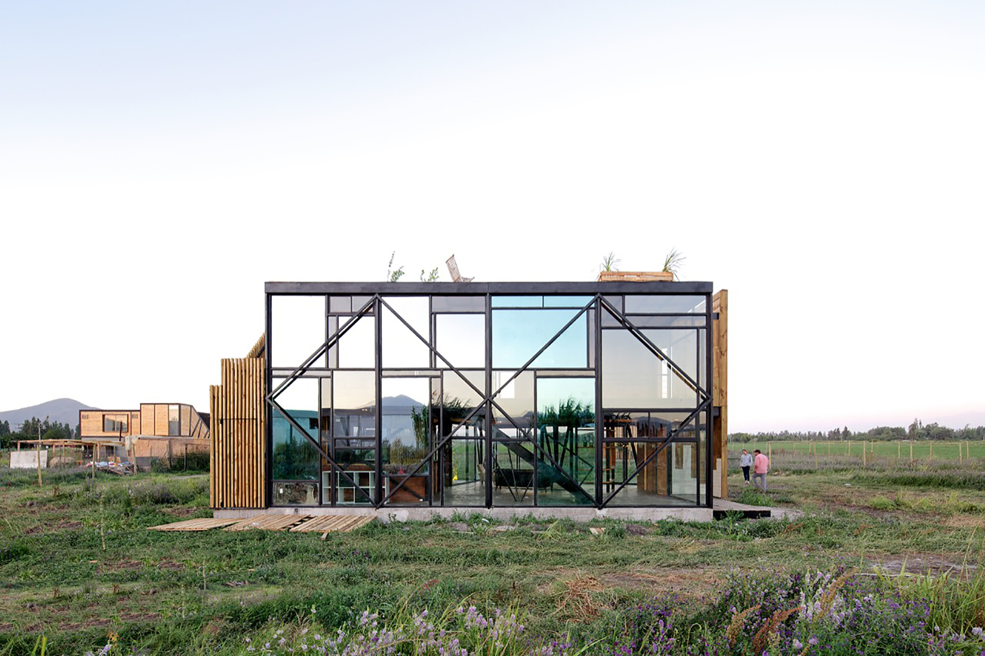 how to build a sustainable house