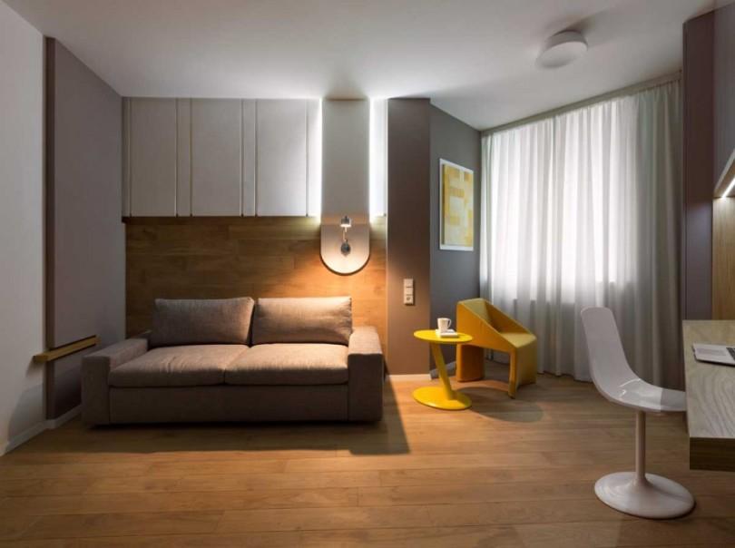 Apartment by Denis Rakaev