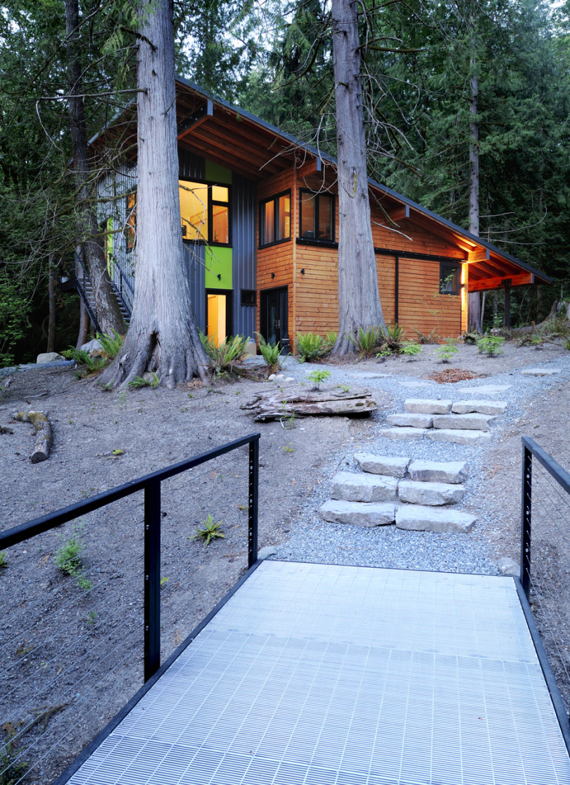 Forest Retreat by Johnston Architects