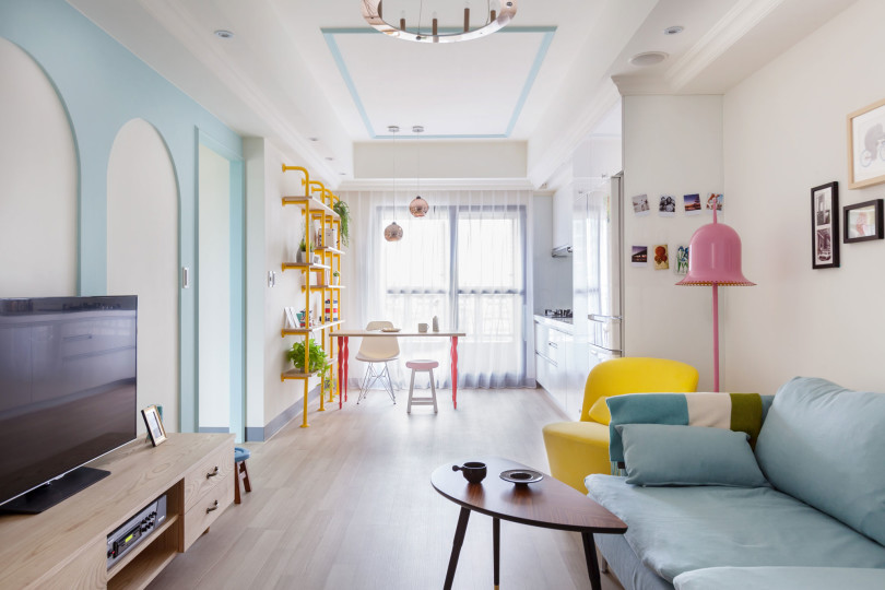 Apartment by House Design Studio